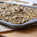 Superfood Cashew, Coconut & Cranberry Granola