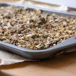 Superfood Cashew, Coconut & Cranberry Granola