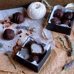Lavender, Acai and Vanilla Bliss Truffles