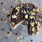 Raw Vegan Peanut Butter Cheesecake